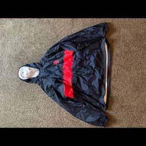 Ba windbreaker hoodie